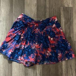 Roxy high waisted shorts